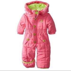 RuggedBear infant snowsuit
